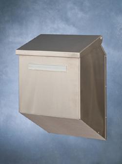 metallinen postilaatikko Citybox M