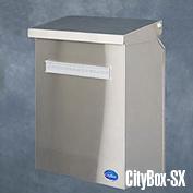 Citybox SX postilaatikko