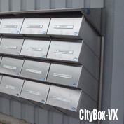 Citybox VX postilaatikot