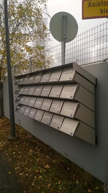 postilaatikkoryhmä